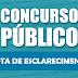 CONCURSO PÚBLICO DE RIO BONITO, É SUSPENSO E INVESTIGADO PELO MP