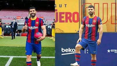Sergio Aguero Berlabuh ke Barcelona Pep Guardiola ia Punya Pilihan