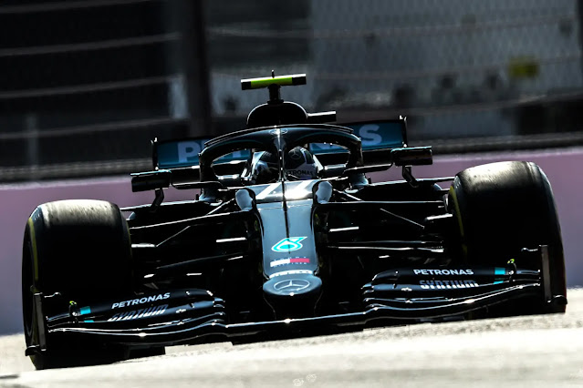 2020 Russian Grand Prix, Friday - LAT Images