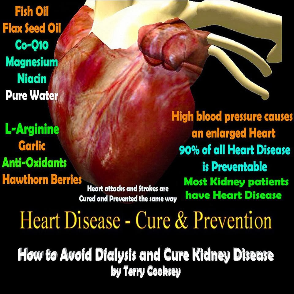How To Cure Heart Disease Naturally