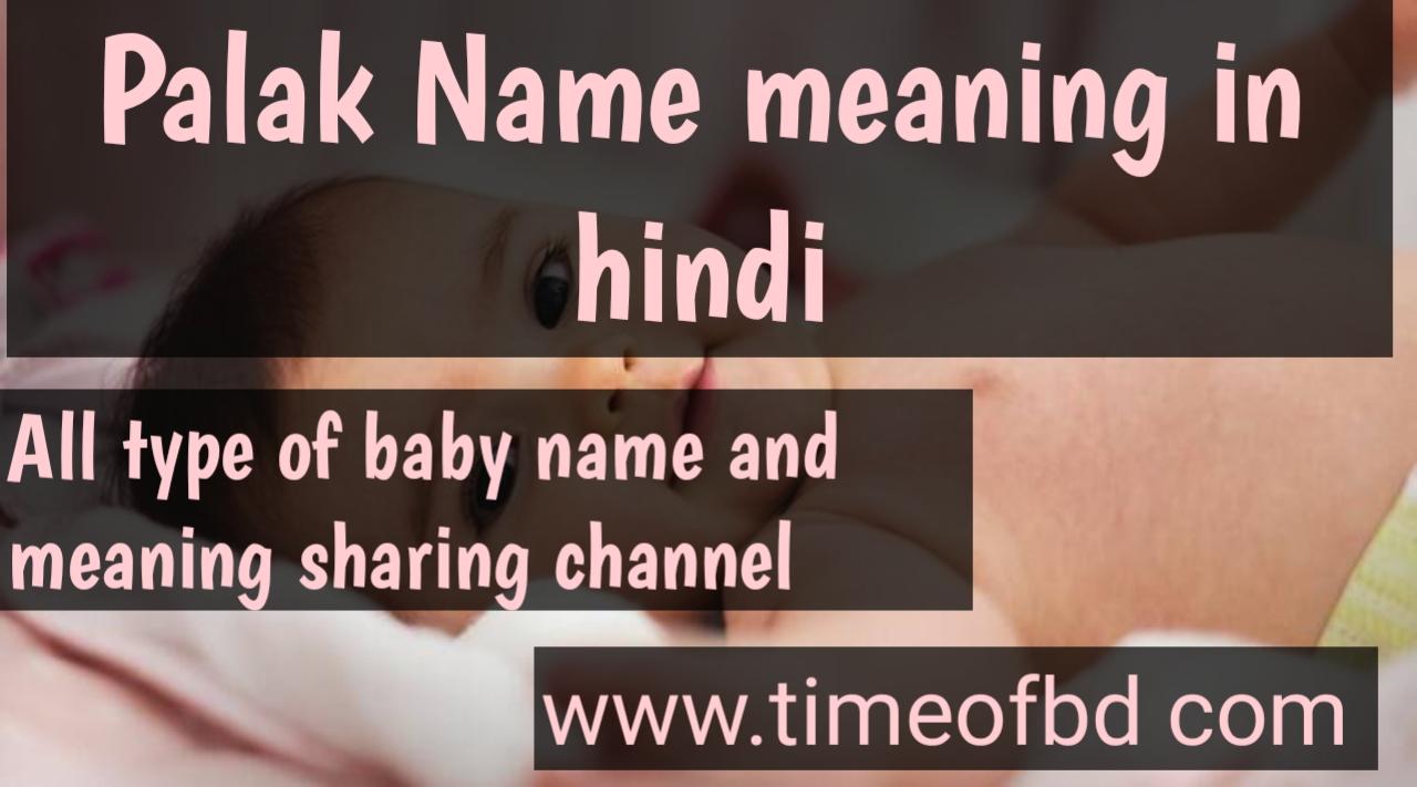 palak name meaning in hindi, palak  ka meaning ,palak meaning in hindi dictioanry,meaning of palak in hindi