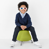 Focal Upright / Safco Active Runtz Active Seating for Children