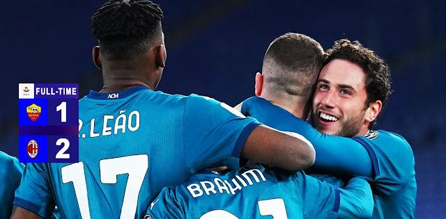 Roma vs Milan – Highlights