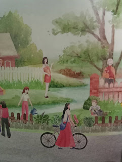 Ilustrasi Tetangga Kok Gitu
