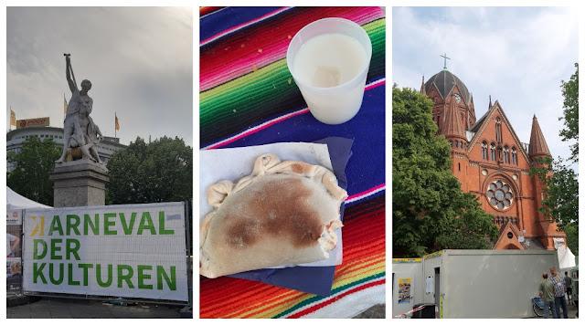 Grátis em Berlim - Karneval der Kulturen