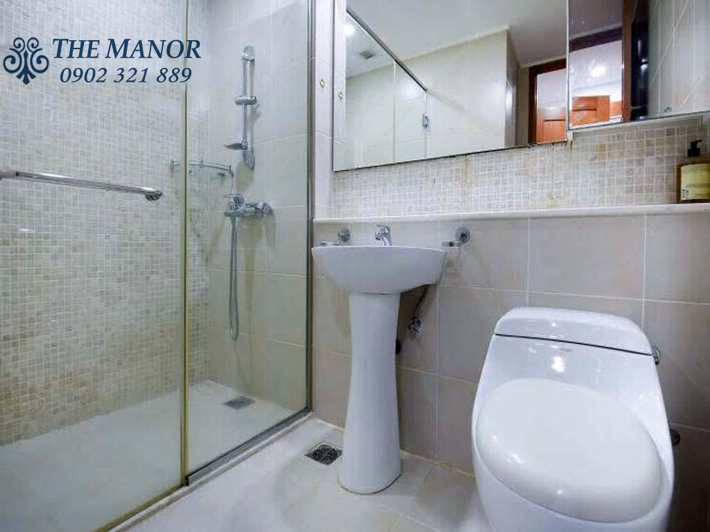 cho thuê căn hộ với 3 phòng ngủ khu The Manor 1 block AW 1400$/tháng - pic 8