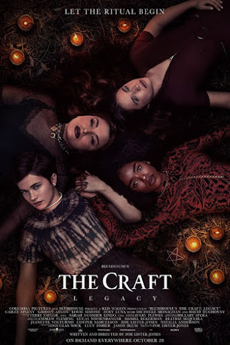 The Craft: Legacy (BRRip 720p Dual Latino / Ingles) (2020)