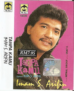 Imam S Arifin - Malam Terakhir ( Karaoke )