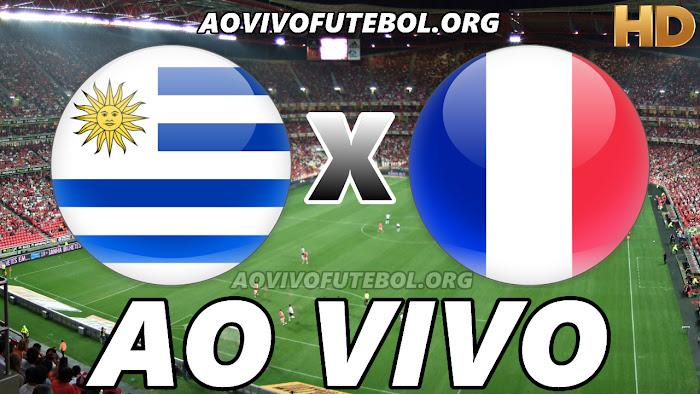 Assistir Uruguai x França Ao Vivo Online Grátis