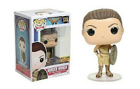 Funko Pop! Wonder Woman Hot Topic