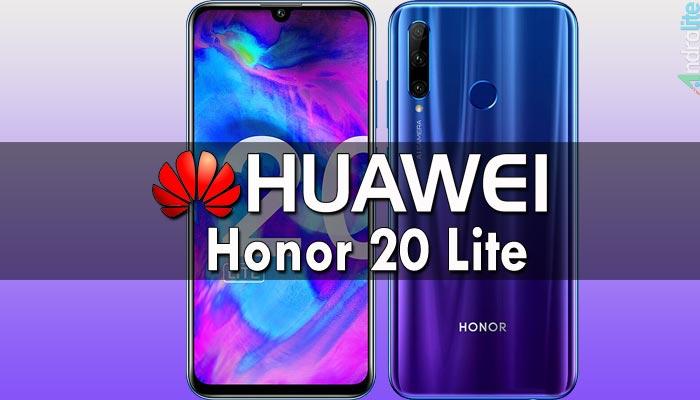 Harga Huawei Honor 20 Lite, Spesifikasi Lengkap Indonesia