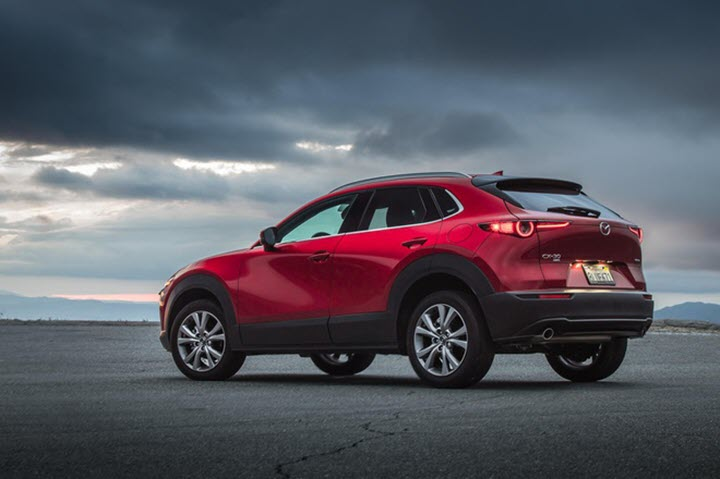Mazda CX-30 2.5 S 2021 gây thất vọng vì dùng động cơ cũ
