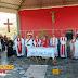 BROTAS/IPUPIARA: [FOTOS] CELEBRAÇÃO DOS MÁRTIRES REÚNE PESSOAS DE TODA REGIÃO EM PINTADA