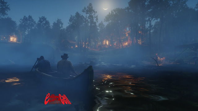 Pemandangan Air Red Dead Redemption 2 PC