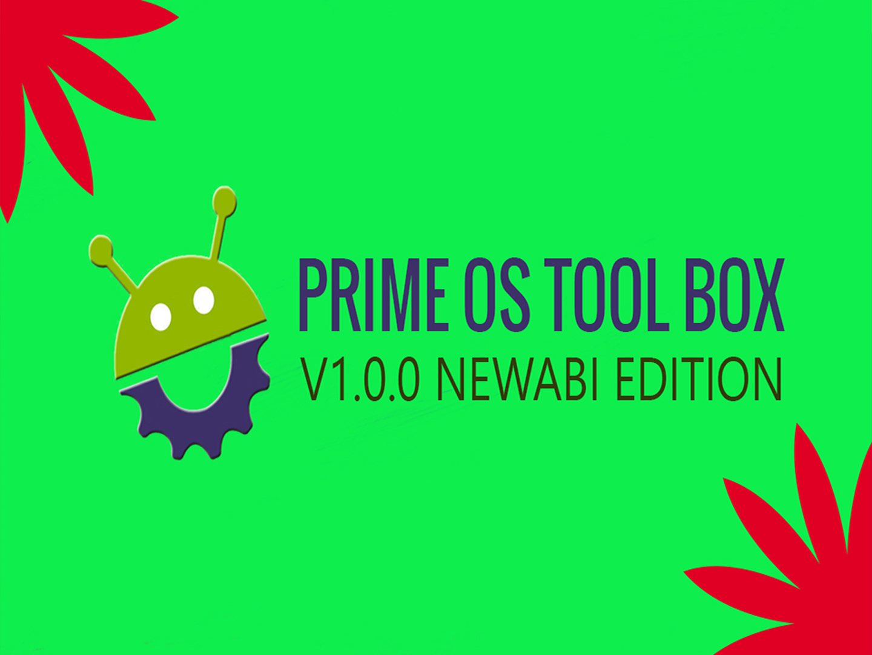PrimeOS Tool Box