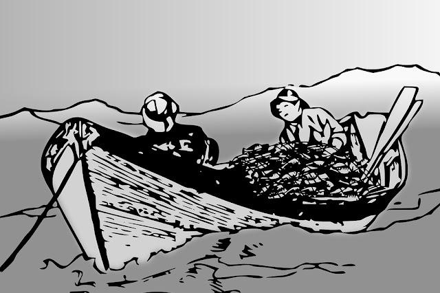 Nelayan asal Loteng hilang, diduga terjatuh dari perhau