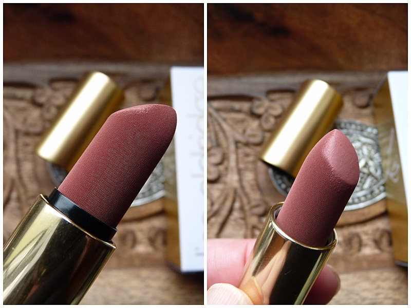 Lisa Eldridge The New Velvet Collection Velvet Muse Velvet Muse texture