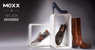 Calzado de la marca Mexx de hombre y muje en oferta