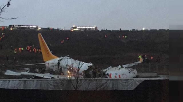 Pesawat Militer Turki Jatuh Diduga Ditembak Musuh, 7 Perwira Tewas