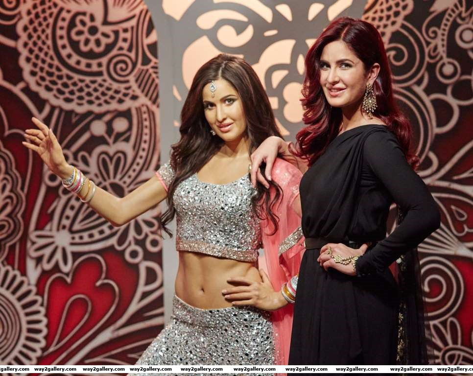 Madame Tussauds London unveiled the wax figure of Bollywood actress Katrina Kaif on March Talking about her wax model Katrina said This is amazing it does look really like me