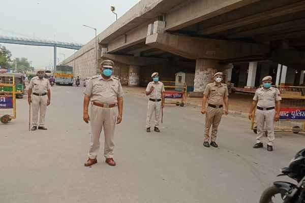 faridabad-police-lodge-315-fir-arrested-391-accused-lockdown