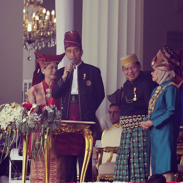 Moment Terbaik 72 Tahun Kemerdekaan R.I