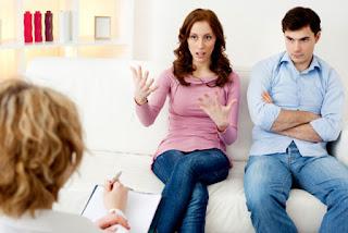 Homens que não querem terapia de casal