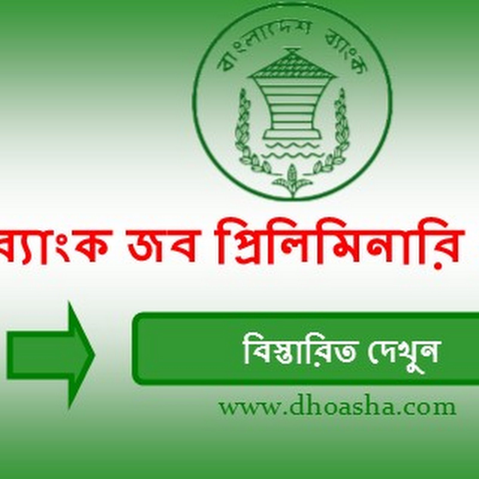 How to take bank job preliminary exam preparation