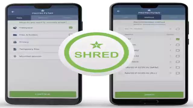 تحميل تطبيق اندرويد iShredder Pro 3 حذف البيانات