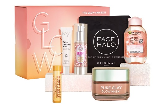 Skincare Glow Beauty Box Summer 2020 - By Boots