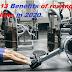 Top 13 Benefits of Rowing Machine in 2020   