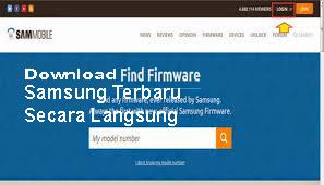 Download Firmware Samsung Terbaru Secara Langsung 1