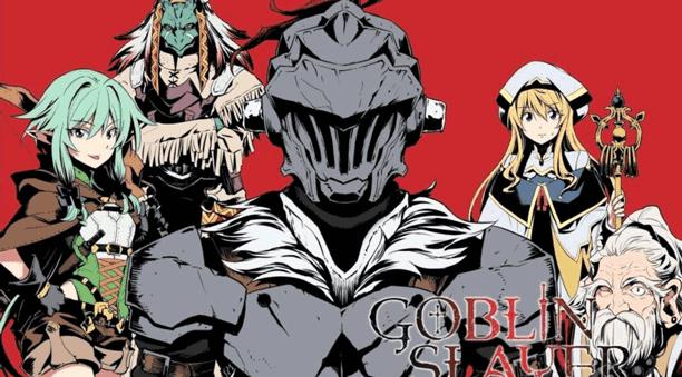 Goblin Slayer - Anime Action Fantasy Terbaik dan Terseru