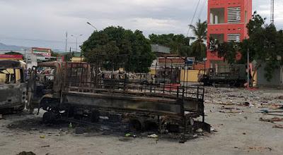22 đối tượng gây rối trụ sở UBND tỉnh Bình Thuận bị khởi tố
