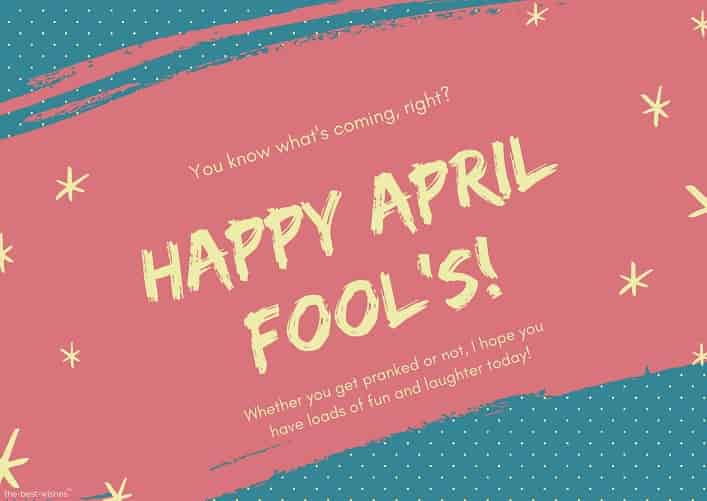images of april fool wishes