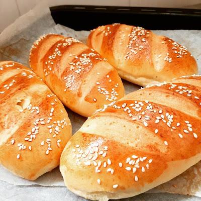 خبز الساندويش