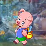 G4K Pet Pig Escape
