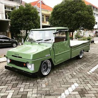 kijang pick up modif