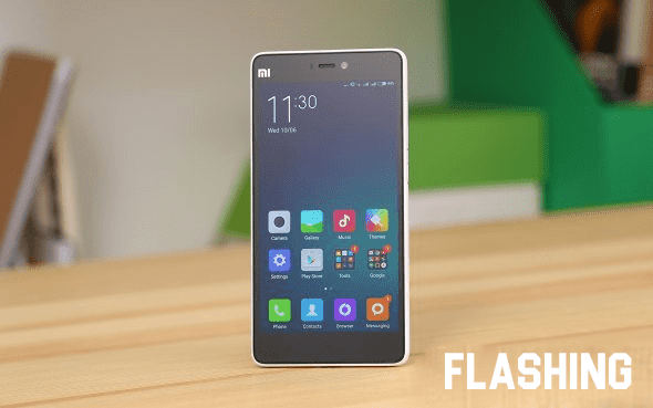 Cara Ampuh Flash Xiaomi Mi4i Bootloop