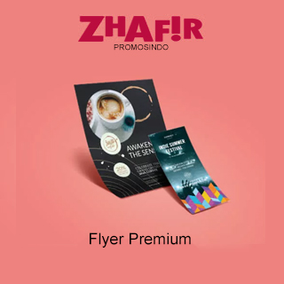Cetak Flyer Atau Brosur Premium