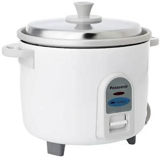 Panasonic SR-WA18 E Automatic Electric Rice Cooker | Best Electric Rice Cookers in India | Best Rice Cooker Reviews