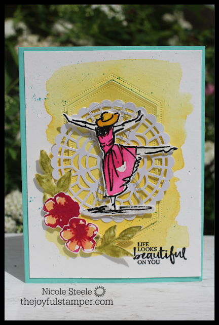 Beautiful You watercolored card case from page 114 of Stampin' Up!'s annual catalog