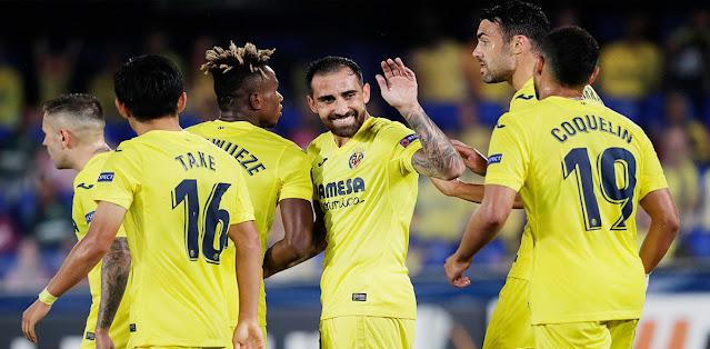 Villarreal vs Sivasspor – Highlights