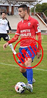 Fútbol Real Aranjuez Mario