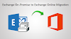 Exchange On-Premise to Exchange Online Migration – Tech-Guide