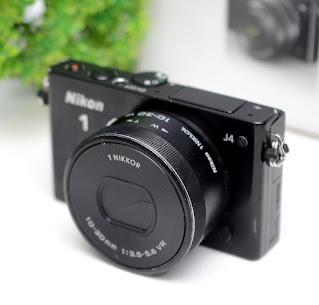 Jual Mirrorless Nikon 1 J4 Wi-Fi Bekas