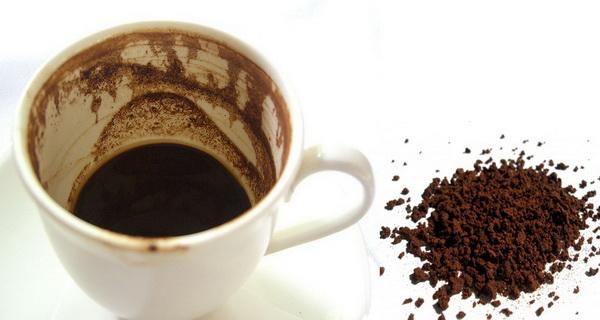 zatul de cafea poate fi utilizat in tot felul de moduri nebanuite