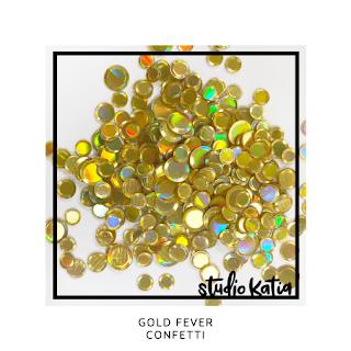 GOLD FEVER CONFETTI