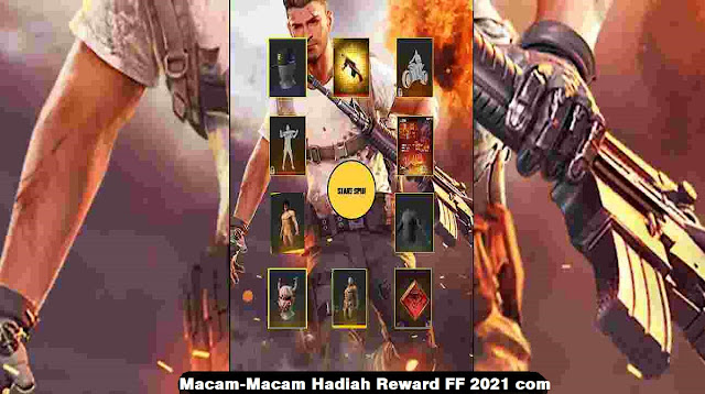 RewardFF2021 com