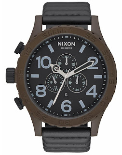 Nixon 51-30 Chrono Bronze/Black A1242138